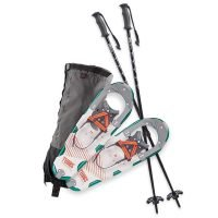 TUBBS Women's Xplore Snowshoe Kit